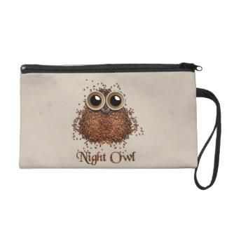 Night Owl Wristlet