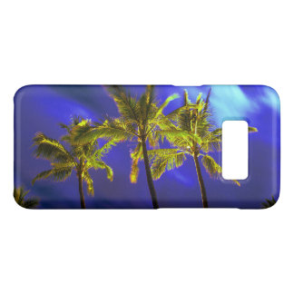 Night Palms Case-Mate Samsung Galaxy S8 Case