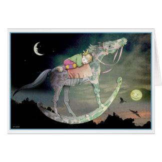 Night Ride - Girl Card