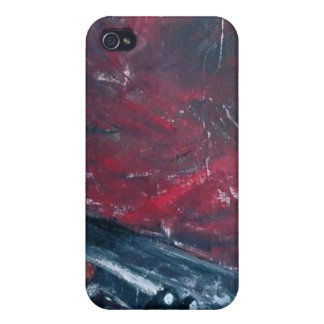 NIGHT RIDERS iPhone 4 COVER