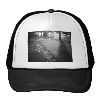 Night Romance - Central Park East - New York City Hat