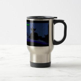Night Scorpion Coffee Mug