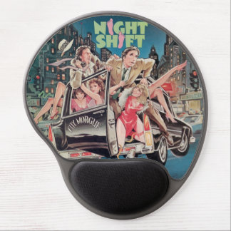 Night Shift Mouse Pad Gel Mouse Pad