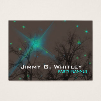 Night Sky - Party planner Card