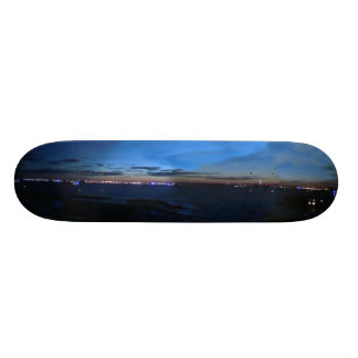 Night Skyline Skateboards