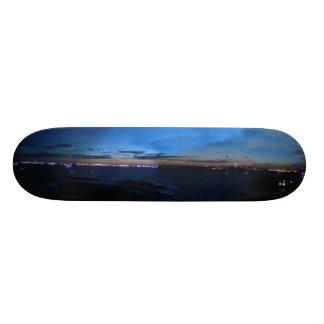 Night Skyline Skateboards