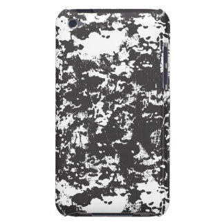 Night/Snow Camouflage iPod Touch Cover