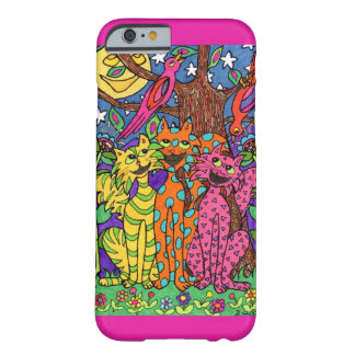 Night Songs Barely There iPhone 6 Case