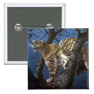 Night stalker Leopard Buttons