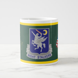 Night Stalkers 160th Special Operations Regiment Large Coffee Mug