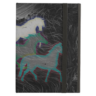 NIGHT STORM HORSE HERD iPad AIR CASE