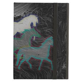 NIGHT STORM HORSE HERD iPad AIR CASE