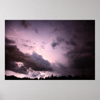 Night Storm Poster