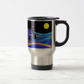 Night Swimmer Travel Mug