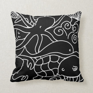 Night Swimming Cushion