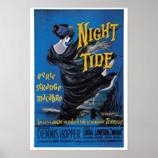 Night Tide Poster