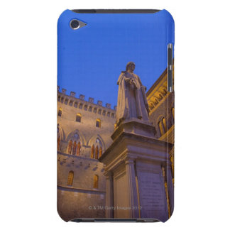 Night time in Piazza Salimbeni, Siena, Italy. 2 iPod Touch Cases