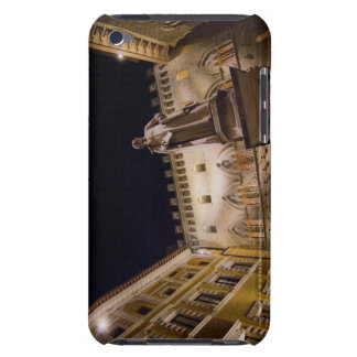 Night time in Piazza Salimbeni, Siena, Italy. iPod Touch Cover