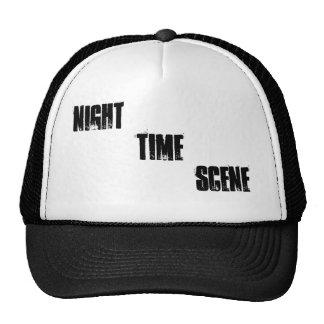 NIGHT TIME SCENE CAP