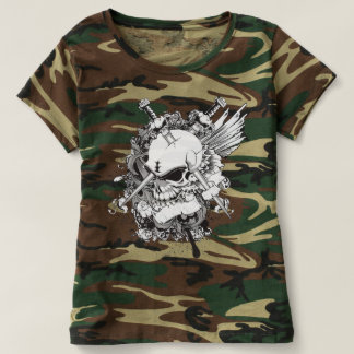 Night Time Soldier 101 T-Shirt