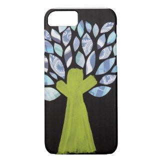 Night Tree Phone Case