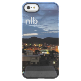 Night View Permafrost® iPhone SE/5/5s Case