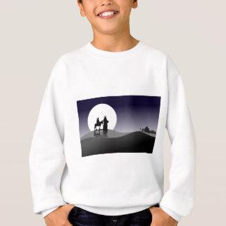 Night view sweatshirt