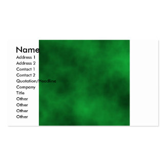 Night Vision buisiness card Pack Of Standard Business Cards