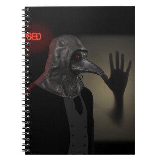 Night walk notebook