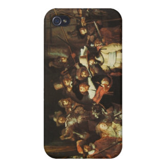 Night Watch iPhone 4/4S Covers