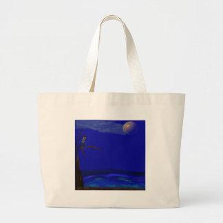 Night Watch Jumbo Tote Bag