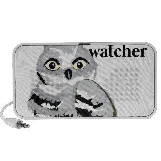 Night Watcher Mini Speakers