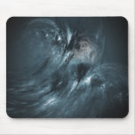Night Wave Mouse Pad