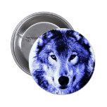 Night Wolf Badge