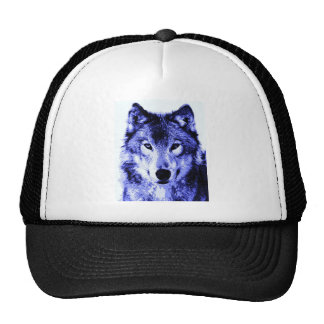 Night Wolf Cap