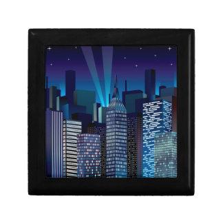 NightCityScape_VectorDTL Gift Box