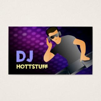 Nightclub business cards