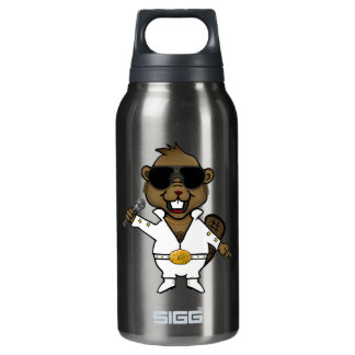 Nightclub Entertainer 0.3 Litre Insulated SIGG Thermos Water Bottle