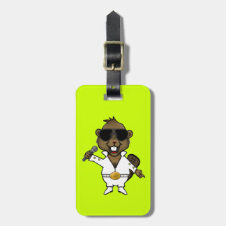 Nightclub Entertainer Bag Tag