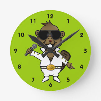 Nightclub Entertainer Wallclock