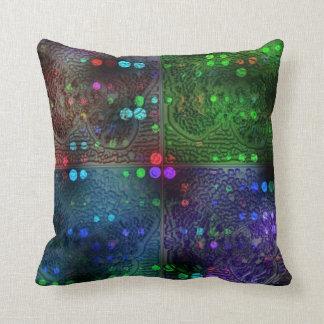 Nightclub Life Throw Cushions
