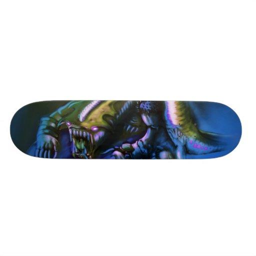 Nightcrawler Custom Skate Board