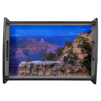 """""""Nightfall Approaches"""" Grand Canyon Serving Tray"""