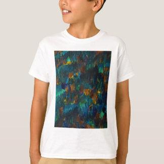 Nightfall on hillside T-Shirt