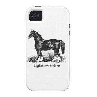 Nighthawk StallionProduct Selected Multiple iPhone 4 Cover