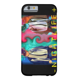 NIGHTLIFE BARELY THERE iPhone 6 CASE