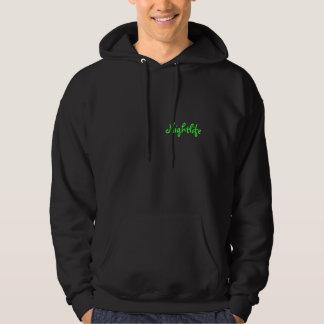 Nightlife Hooded Sweatshirts