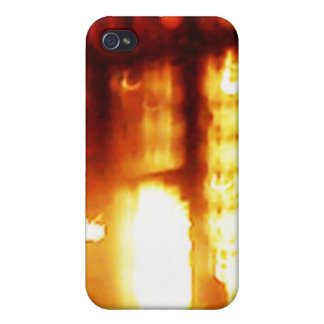 Nightlife in New York City iPhone 4 Cases