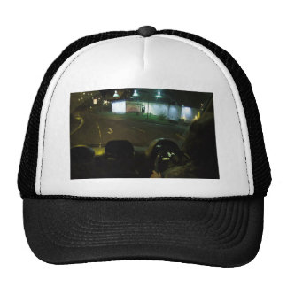 Nightlife Limo Drive View Paris France Europe Gift Mesh Hat