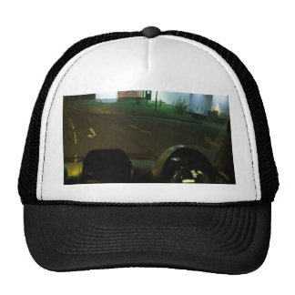 Nightlife Limo Drive View Paris France Europe Gift Trucker Hats